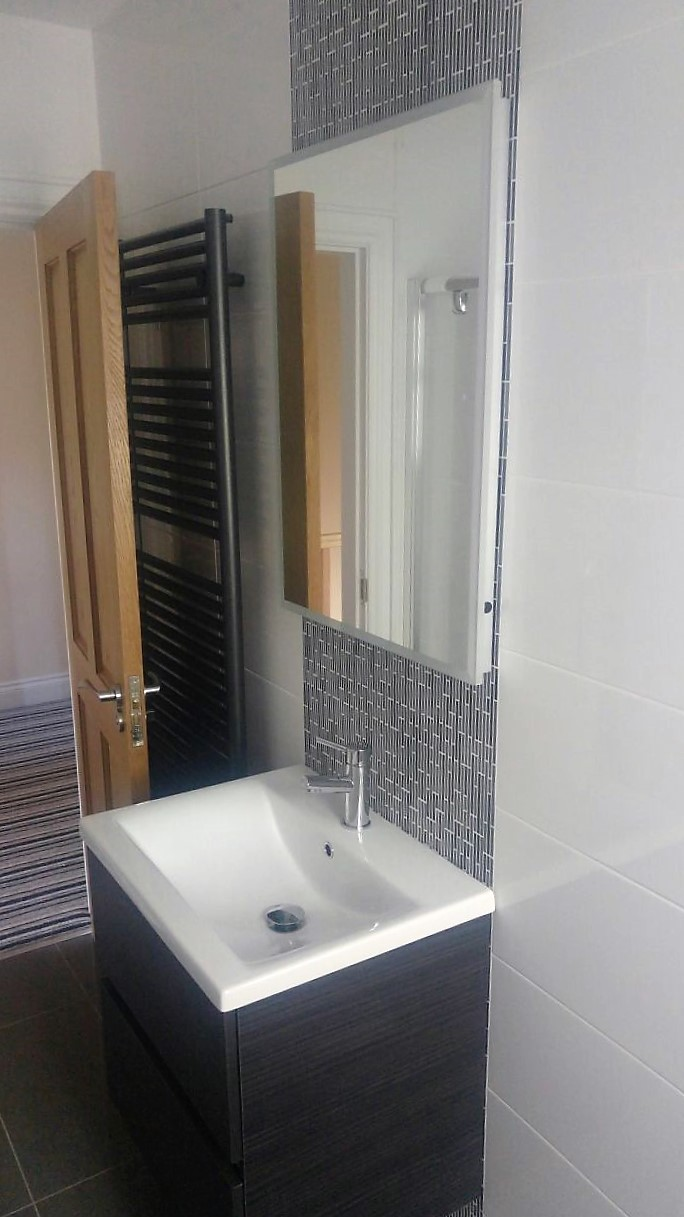 Bathroom development